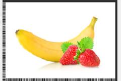 Μπανάνα φράουλα